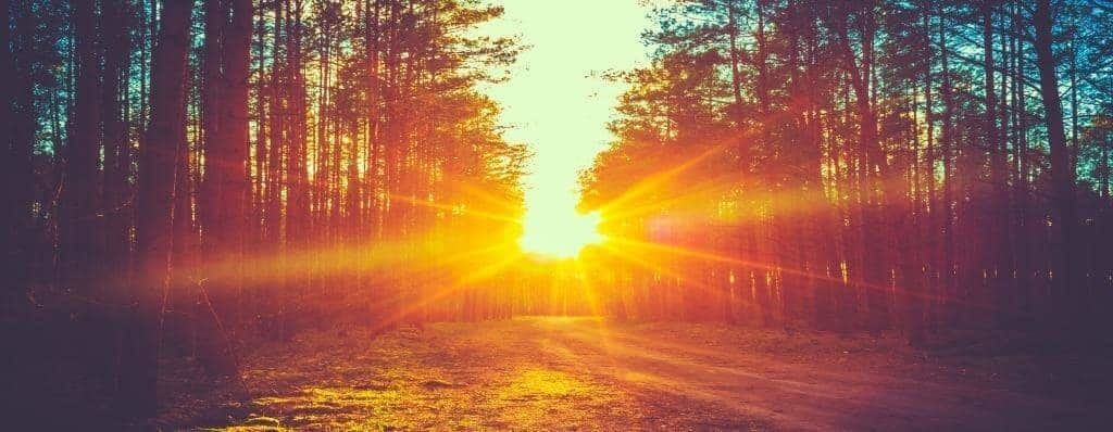 NOMAX Hypnosetherapie Sonnenaufgang