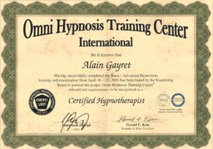 OMNI--OHTC-Certificate
