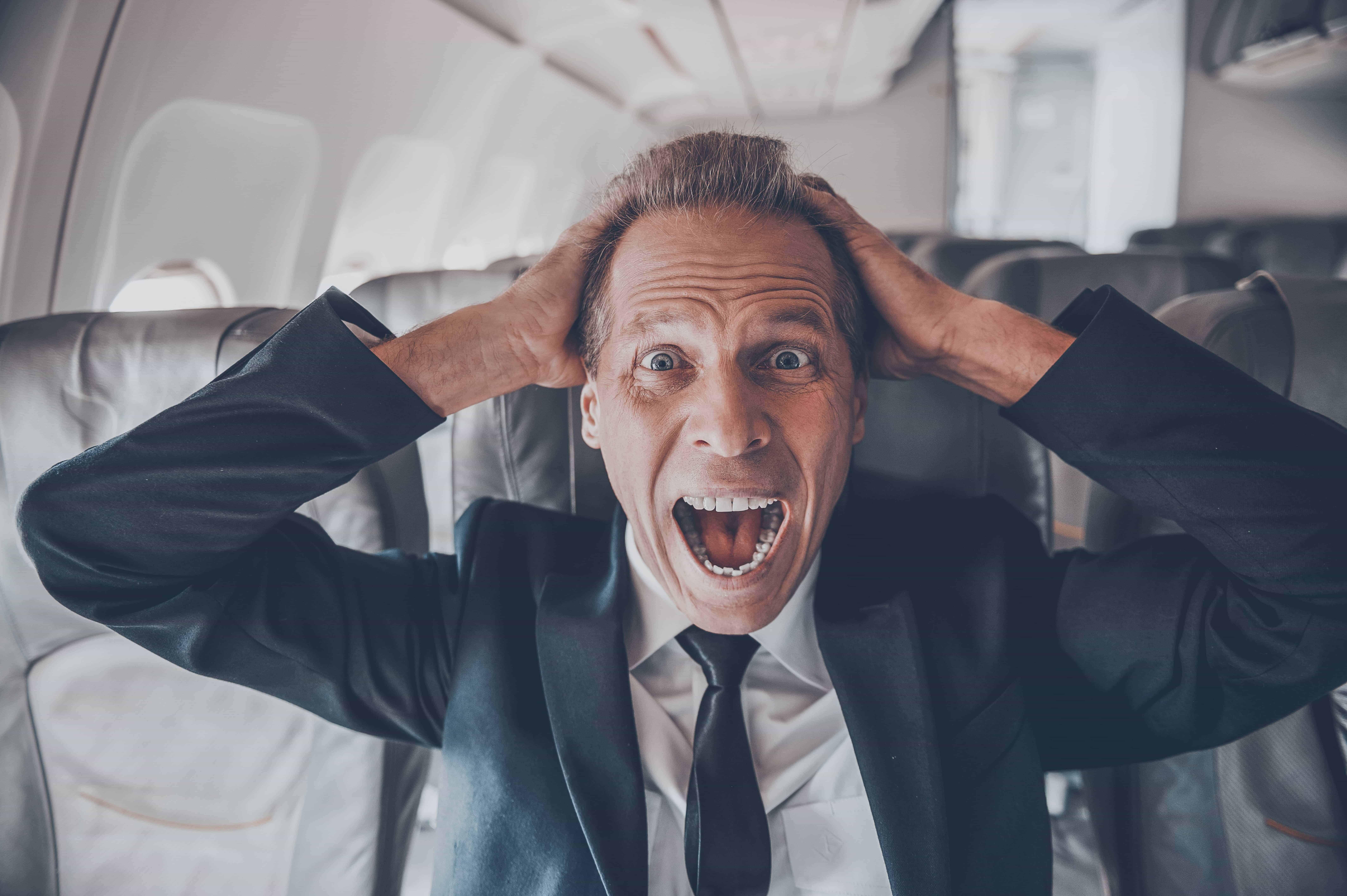 Flugangst | Nicht die Angst vor dem Fliegen macht Dir Angst, sondern die möglichen Konsequenzen | Hypnose hilft Dir
