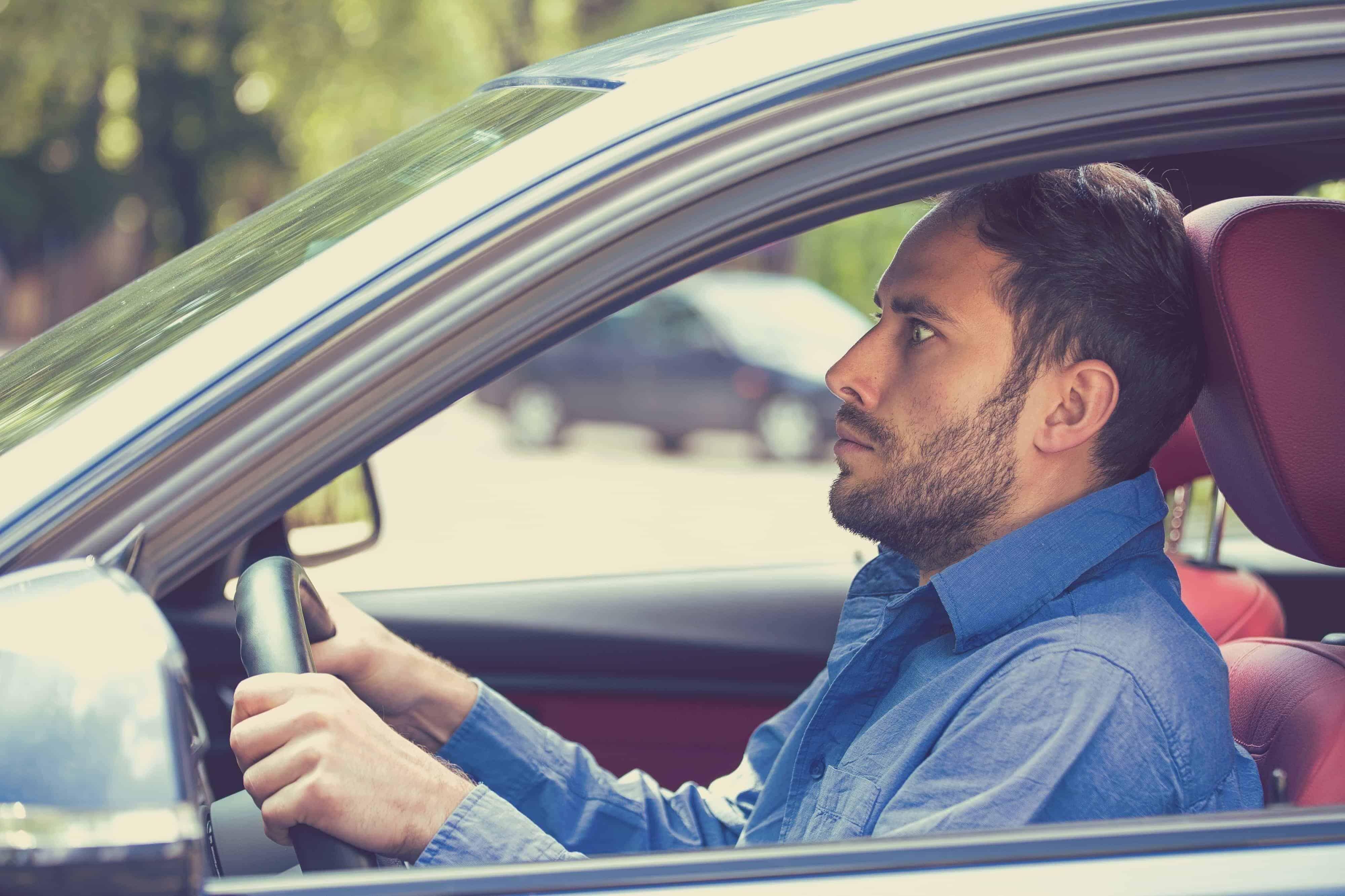Wenn das Autofahren zum Stress wird | Dank Hypnose wieder mit Freude fahren