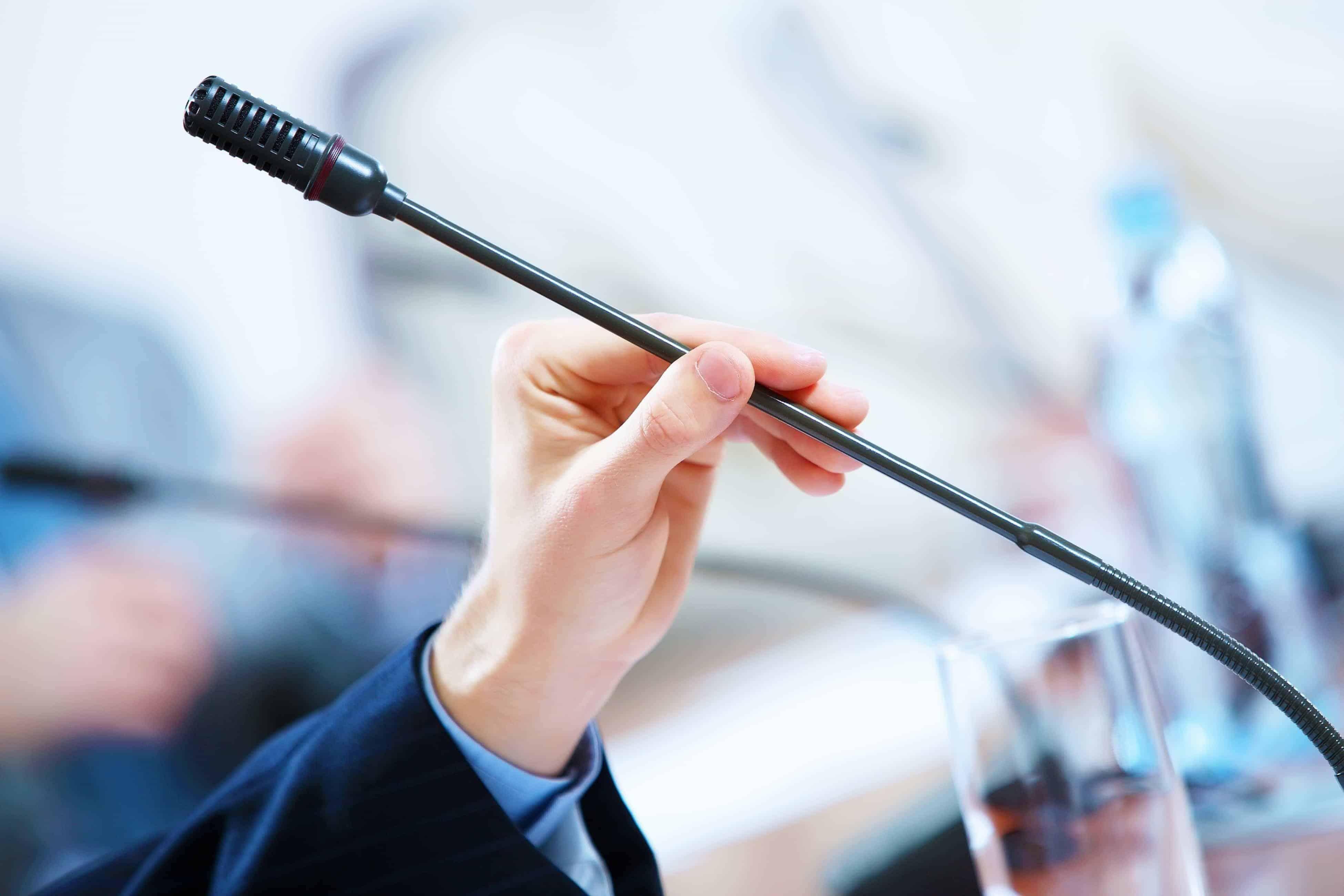 Angst vor Präsentationen? Hypnose hilft Dir, Deinen Vortrag ganz cool zu präsentieren