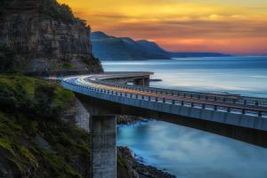 Angst vor dem Überqueren von Brücken