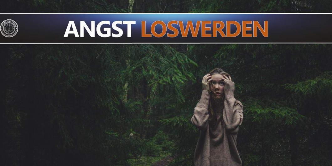 Angst loswerden - NOMAX Hypnose